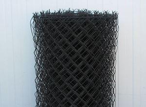 Obrázek z Poplastované pletivo hnědé 100 cm vysoké