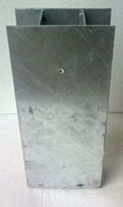 Obrázek z Stabilizační držák průběžný pro podhrabové desky vysoké 200 mm