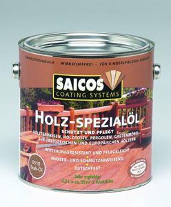 Obrázek z SAICOS speciální olej pro dřevěné terasy